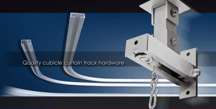 Manufacturer Of Hospital CurtainsHospital Curtain Accessories Cubicle Track Hardware